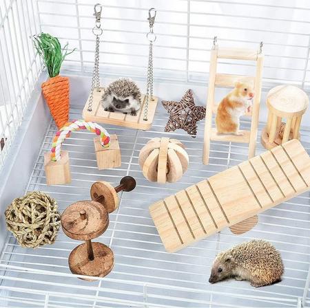 igračke za hrčka